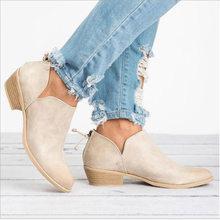 Tangnest Frauen Stiefeletten PU Leder Casual Plattform Oxford Brogue Schuhe Mode Spitz Wohnungen Größe 34 ~ 43 XWX6903(China)