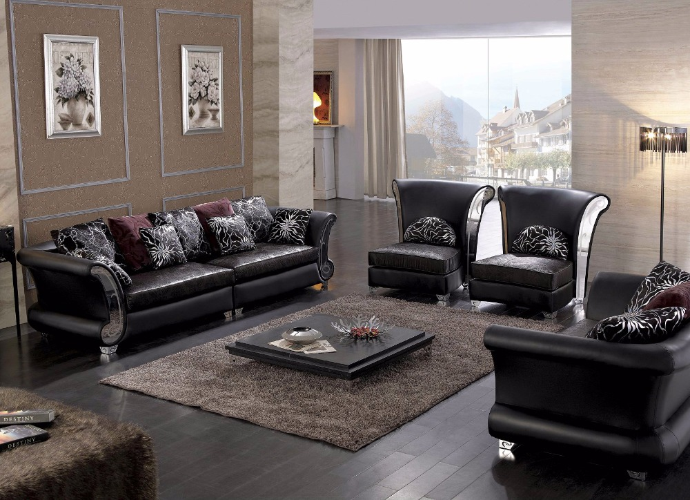 US $1650.0 |2019 Sectional Sofa Modern Bean Bag Chaise Armchair Hot Sale  Italian Style Leather Corner Sofas For Living Room Furniture Sets-in Living  ...