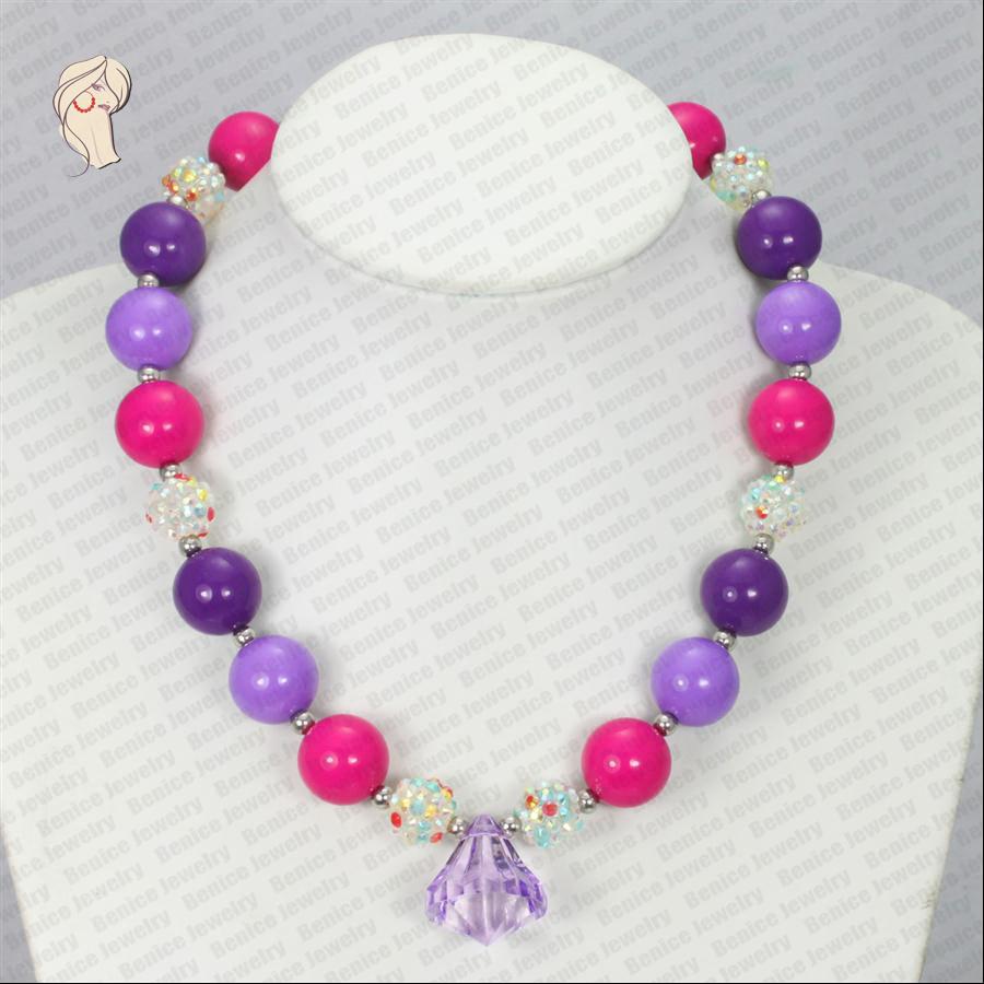 nc30563 wholesale chunky bead necklace chunky fashion