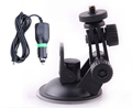 Suction cup with car charger for action Cam Caemera SJ series SJ6000 SJ4000 SJCAM gopro hero