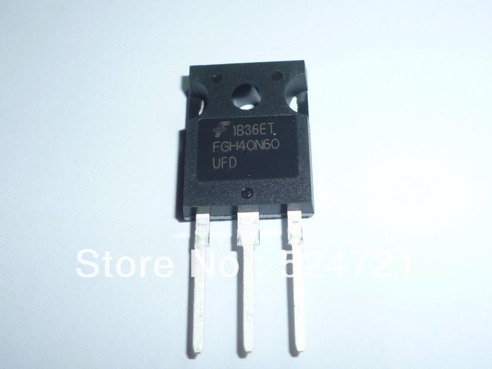 100 pieces IGBT Transistors 600V 80A Field Stop