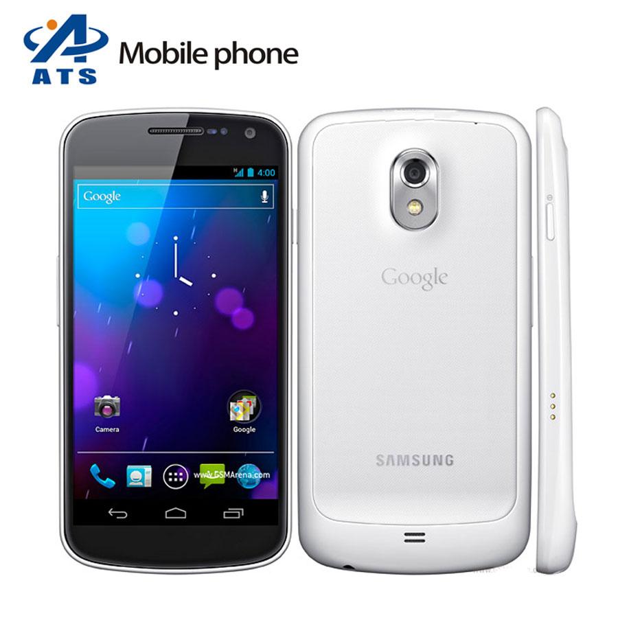 Original Samsung Galaxy Nexus i9250 Mobile Phone 3G GSM Dual-core 16GB WIFI GPS i9250 cell phone Free Shipping(China (Mainland))