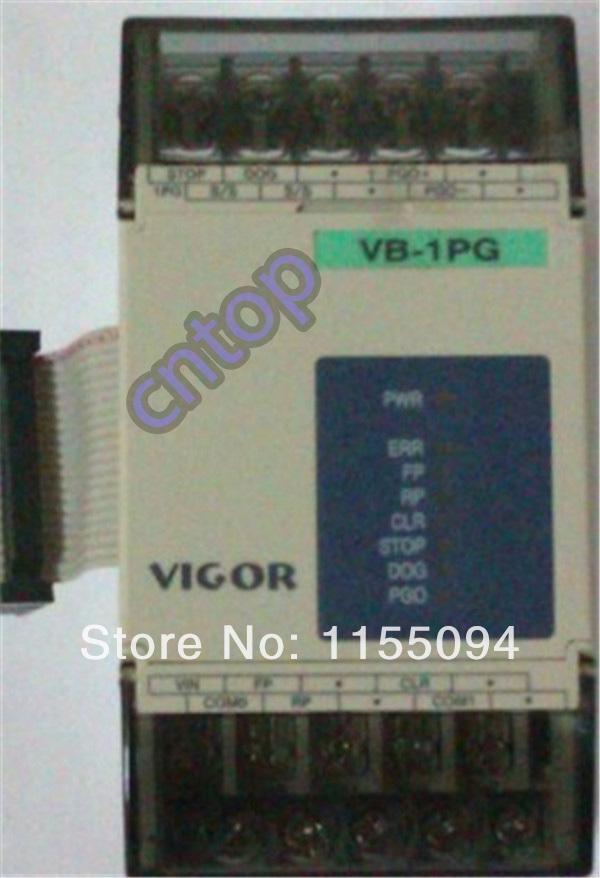 Free shipping New original VB-1PG  VIGOR PLC with Single Axis Pulse Output Position Module Special Module <br><br>Aliexpress