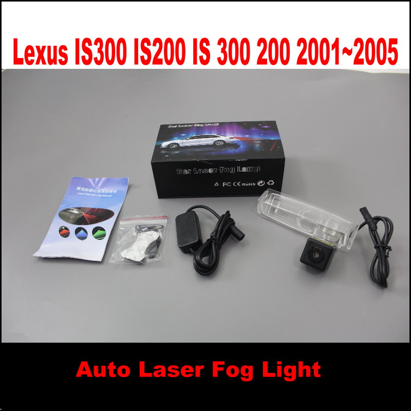 For Lexus ES300 / ES330 / Car Laser Super Waterproof And Dust-Proof And Fog Light, Safety Lights,rain, snow, haze the lights