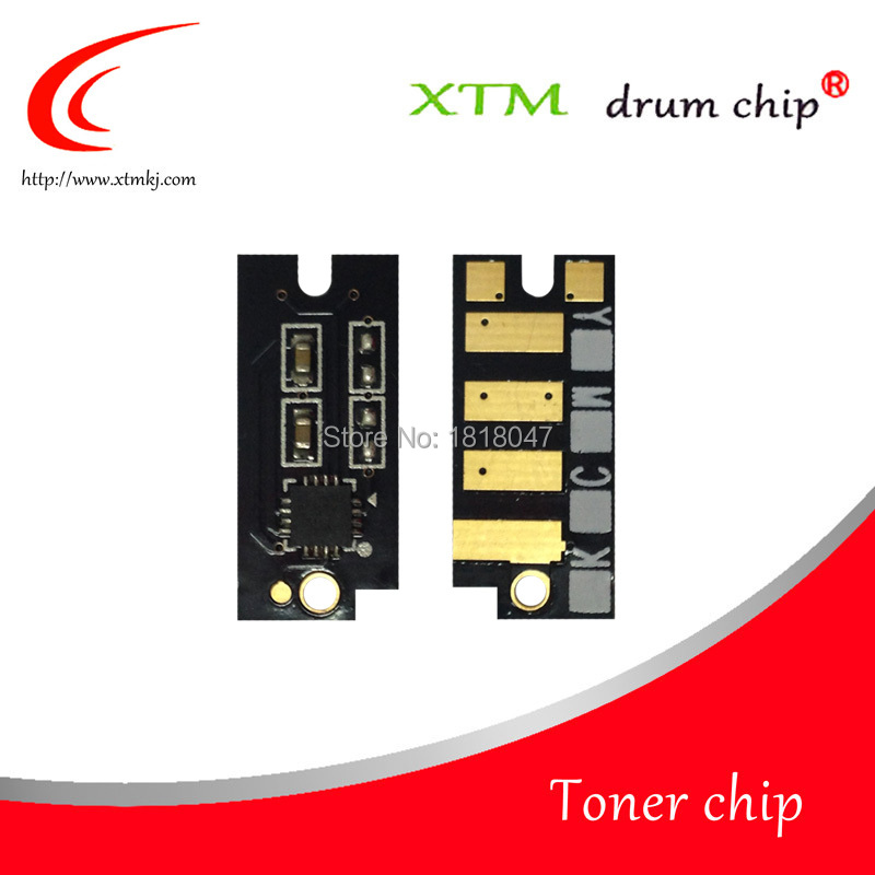 Toner chips H825 625 2825 for Dell CT202513 CT202514 CT202515 CT202516 2825 compatible laser jet chip 1.2k printer(China (Mainland))
