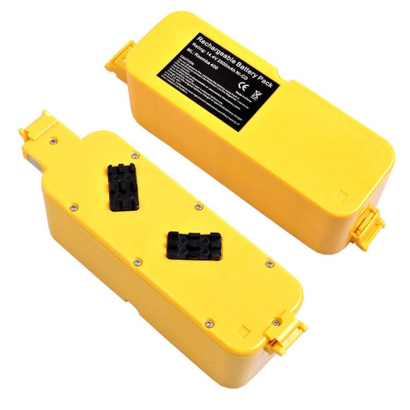 2pcs Battery For iRobot Roomba APC 400 4905 4000 4120 4125 4130 4290 4150 4130(China (Mainland))