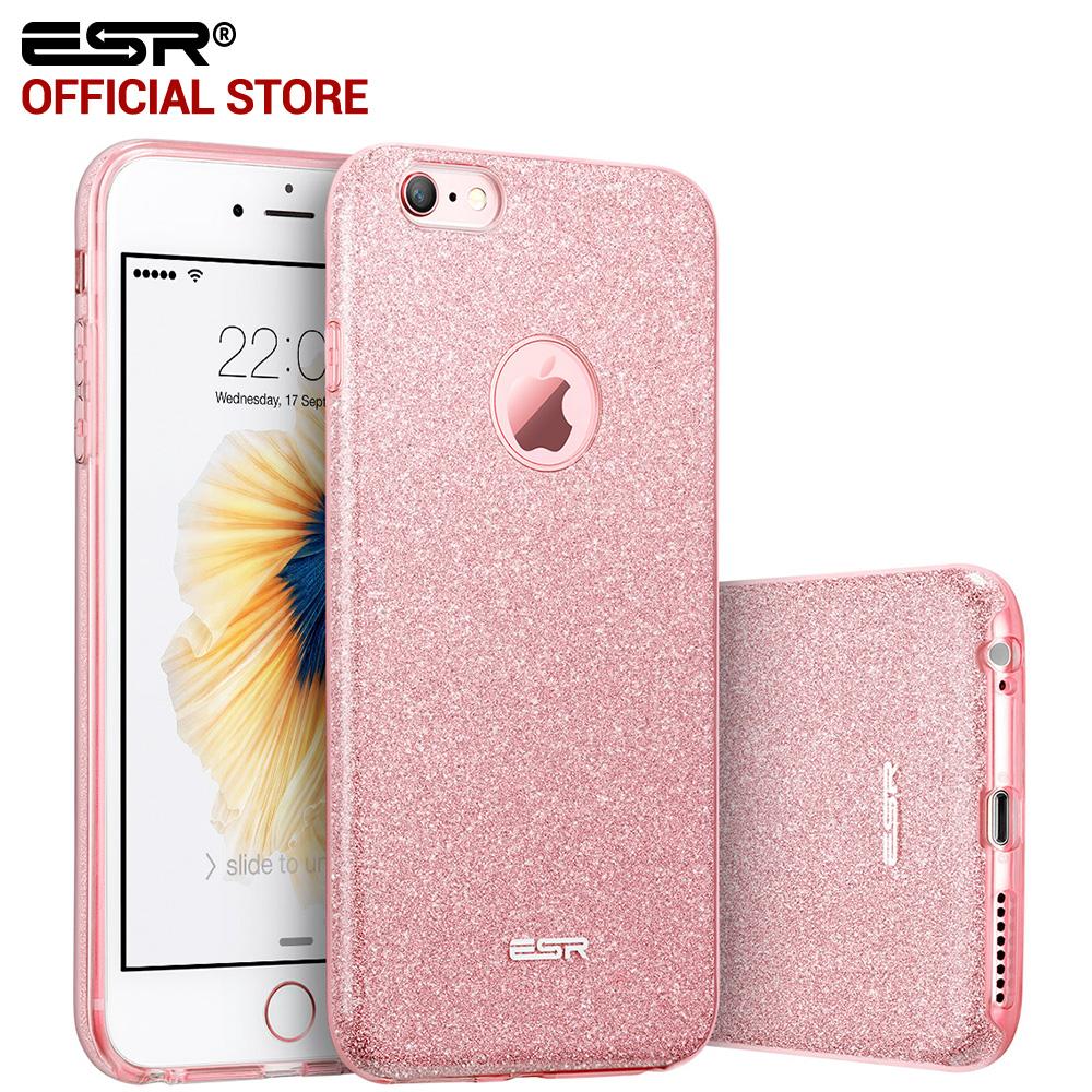 Case For IPhone 6s ESR Hybrid Three Layer Case Ultra Thin