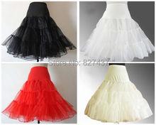 Kurze Hochzeit Petticoat Unterrock Frauen Krinoline Rock TUTU Plus Größe(China (Mainland))