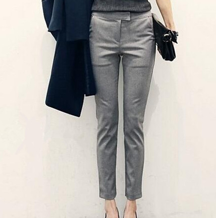 Gray Pants For Women