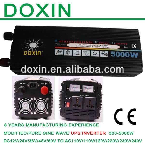 Uninterruptible power supply high quality ups inverter 12v 220v 5000w circuit diagram(China (Mainland))