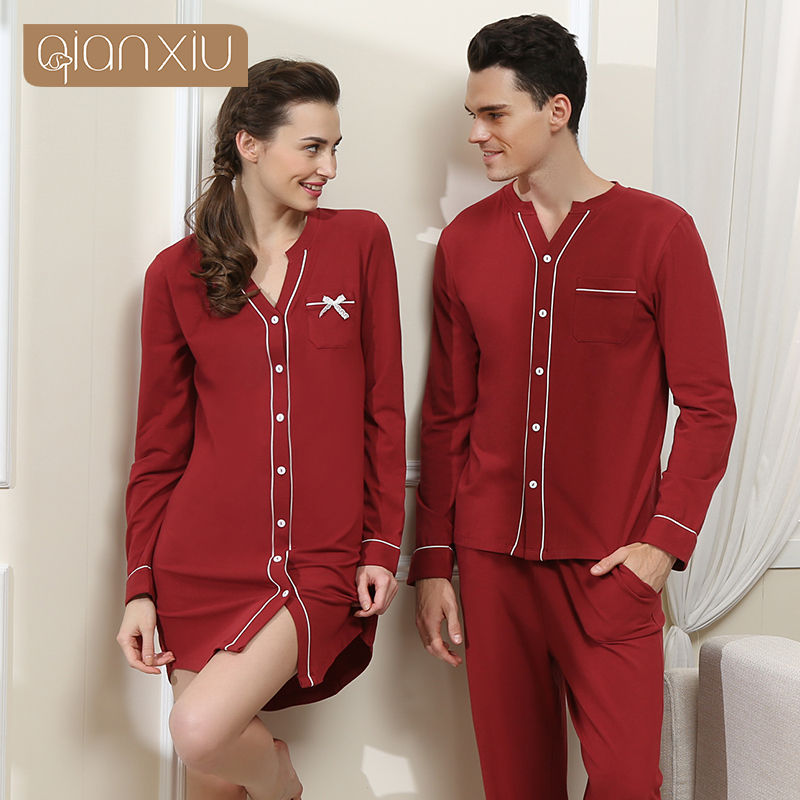 Buy 2016 rushed sale gecelik sleepwear Long cotton sleep shirts