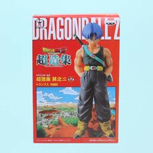 Dragonball mnfigure dragon ball z resolução de soldados volume 5 troncos figura troncos quinto figura de ação coleção modelo brinquedos(China)