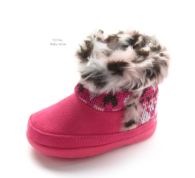 Baby Girl Snow Boots Size 5 | Homewood Mountain Ski Resort