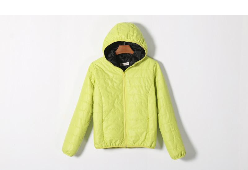 Hydiber Hooded Winter Jacket Women Parkas 2018 New Fashion Casual Autumn Womens Candy-colored Coat Long Sleeve Outerwear 538tn Terrific Value Parkas Jackets & Coats