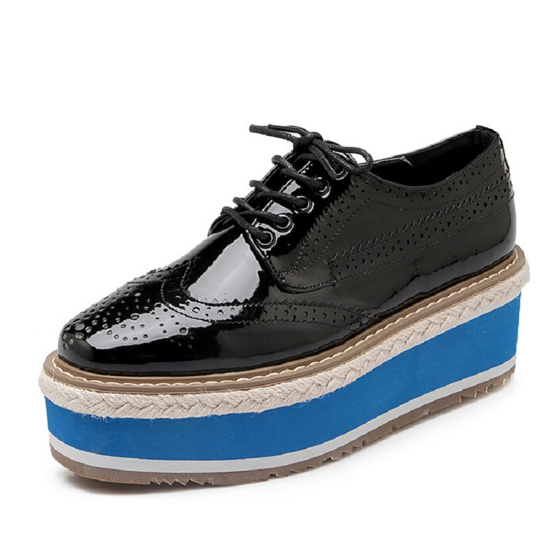 Buy Vintage England Style Lace Up Women
