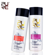 Keratin Treatment Set Purifying Shampoo 8% Formalin