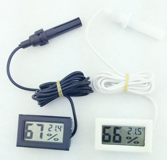 hygrometer temperature humidity meter thermometer 50 70c. Black Bedroom Furniture Sets. Home Design Ideas