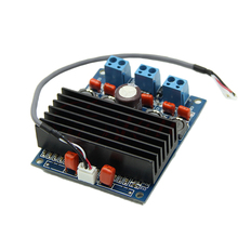 2016 Hottest High Quality Brand New TDA7492 D Class High-Power Digital Amplifier Board 2x50W AMP Board with Radiator(China (Mainland))