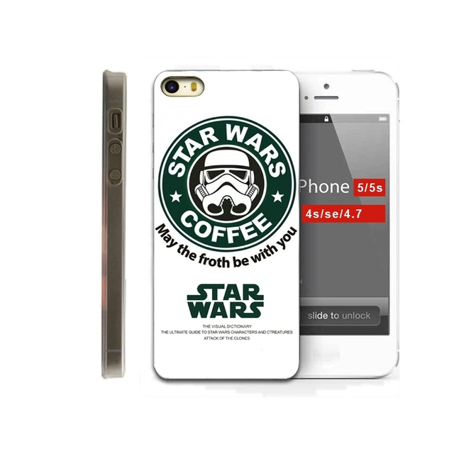 Phone Case with Star Wars Theme