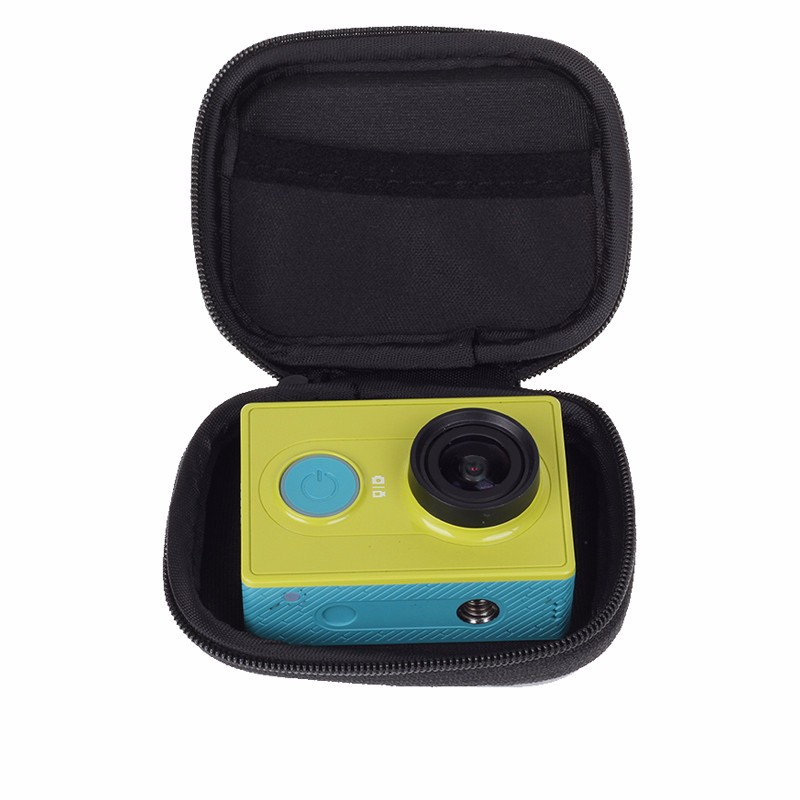 image for Small Waterproof Storage Camera Bag For Go Pro Eva Cover Box Protectiv