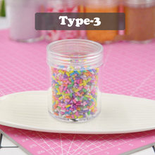 TOFOCO 30g Slime Clay Sprinkles For Filler For Slime DIY Supplies Candy Fake Cake Dessert Mud Decoration Toys Accessories(China)