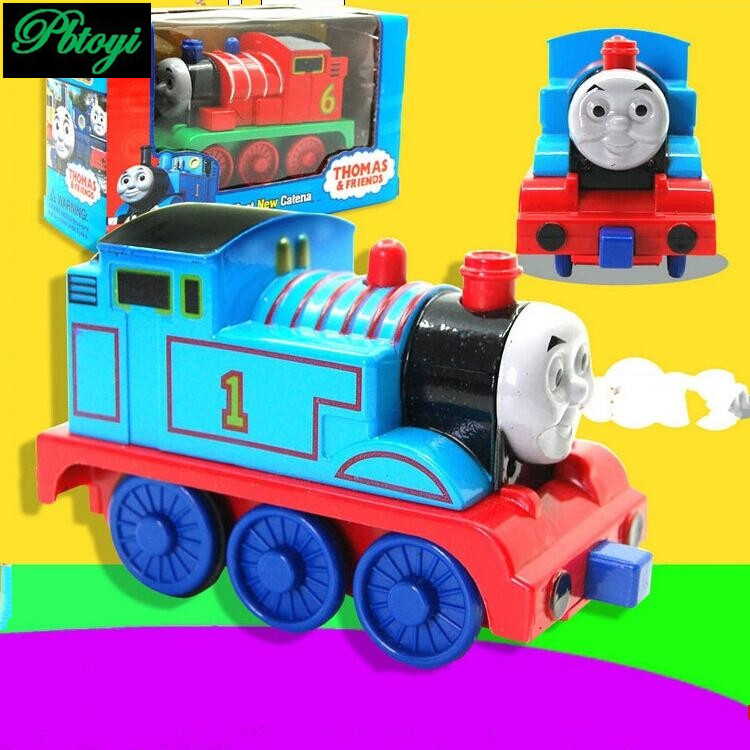 Electrical train railway track slot running rushed trains cars train set funny electric track toy child build kid family PI0722(China (Mainland))