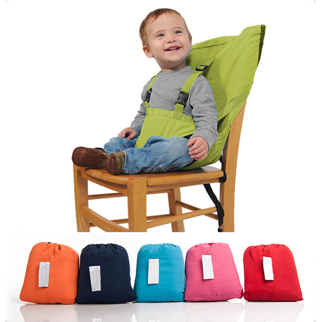 Baby Portable Seat Kids Safety Belt for Feeding Chair