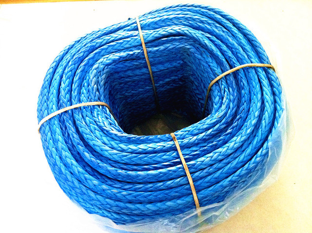 Free shipping 100M/piece 9440KG(20800LB) Super Strong UHMWPE Marine Rope 10MM