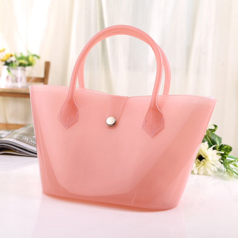 New Casual Hobo Mini Bag Solid Color PVC Bag Women Fashion Handbag Big Casual Messenger Bag<br><br>Aliexpress