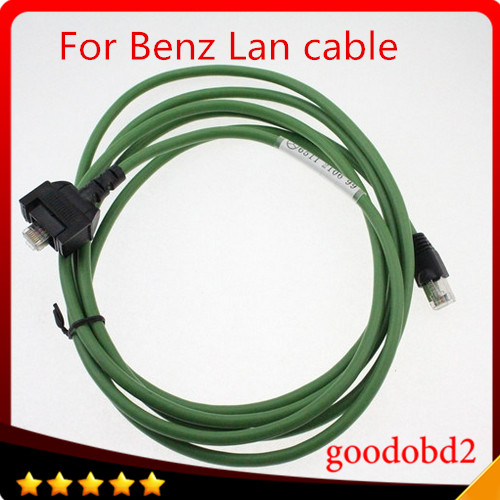 For benz MB STAR SD connect Compact 4 C4 car diagnostic tool Lan cable net cable car wifi connect lan cable(China (Mainland))