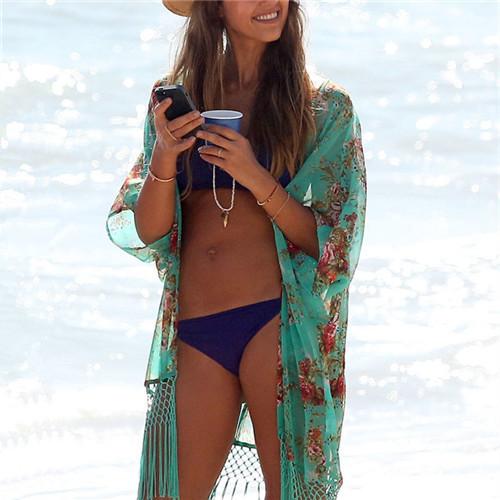 Bikini Cover Up Hawaii Style