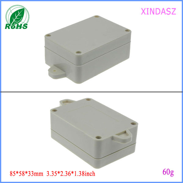 small plastic enclosures wall mount enclosure abs box junction 85*58*33mm 3.35*2.36*1.38inch - Shenzhen Futian District Xinda Electronics Sale Department store
