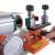Double head 110v/60hz  defu 238BS horizontal key cutting  machine for USA.Mexico key duplicating machine   locksmith tools