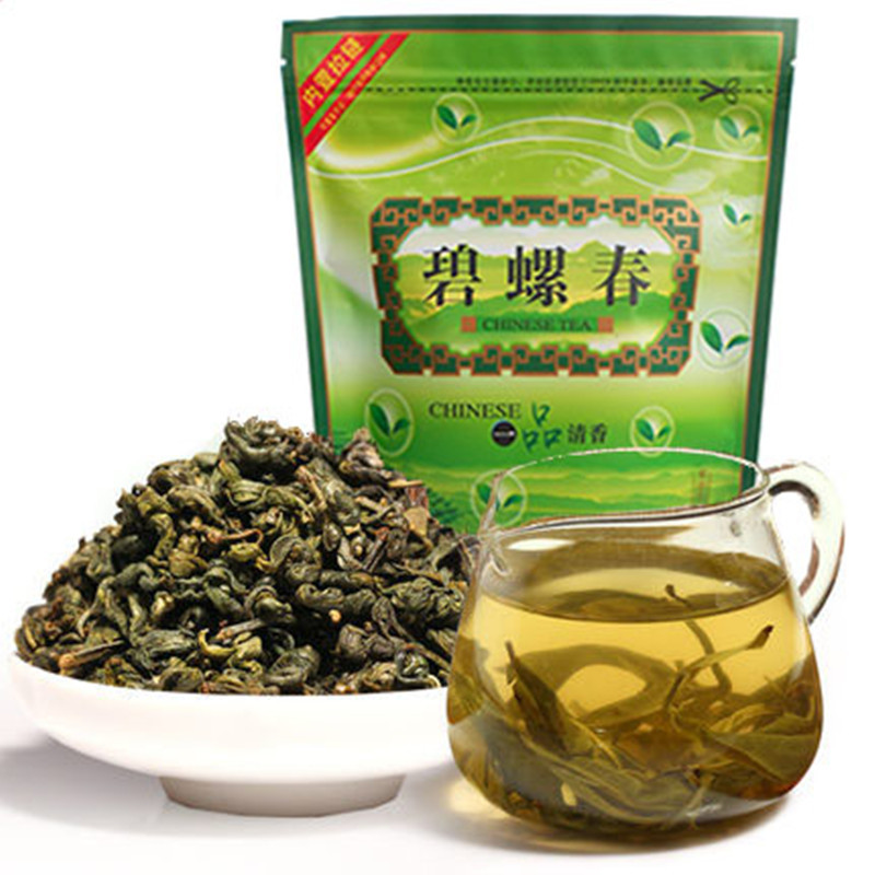 Promotion Chinese High Quality Biluochun Tea 250g Fresh Natural Original Green Tea High Cost-effective Kung Fu Tea+Secret Gift<br><br>Aliexpress