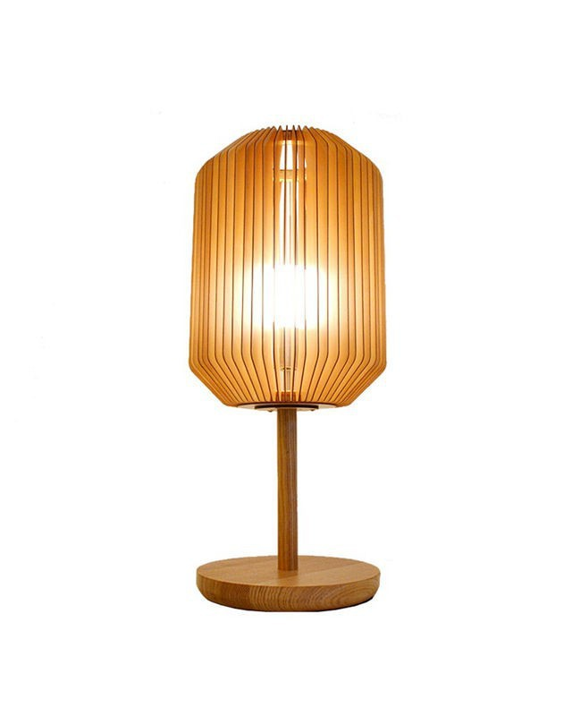 EMS Free Ship Table Lamps Sunflower Beside Wooden Desk Lamps Table Study Light LBMT-TYH-B-300(China (Mainland))