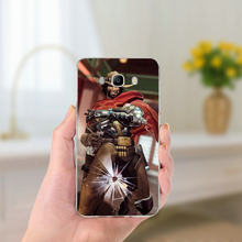 Модные игры Overwatchs телефон случаев мешки для samsung Galaxy J1 J2 J3 J5 J7 2016 2017 ТПУ Мягкие силиконовые телефон задняя крышка Coque(China)