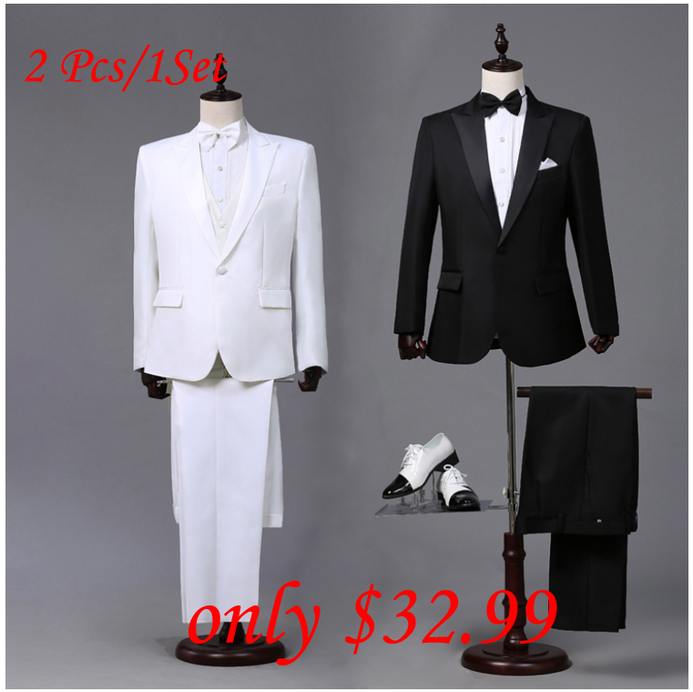 mens black and white attire wwwimgkidcom the image