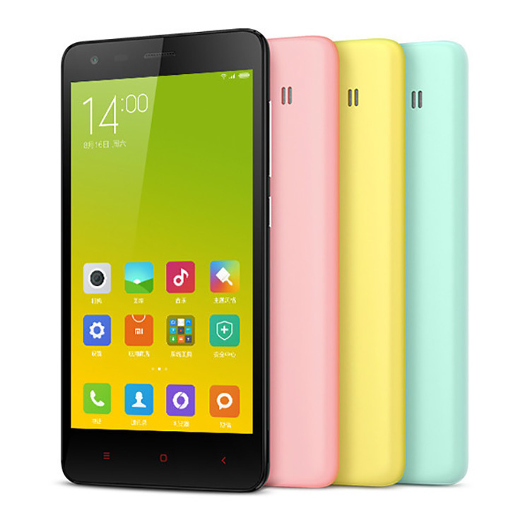 Мобильный телефон 100% 4.7 Xiaomi Redrice 2 Hongmi 2 Redmi 2 IPS Qualcomm MIUI 6 4.4 4G LTE WCDMA mc7355 sierra wireless mini pci e lte 4g qualcomm wcdma gsm gprs gnss module stock