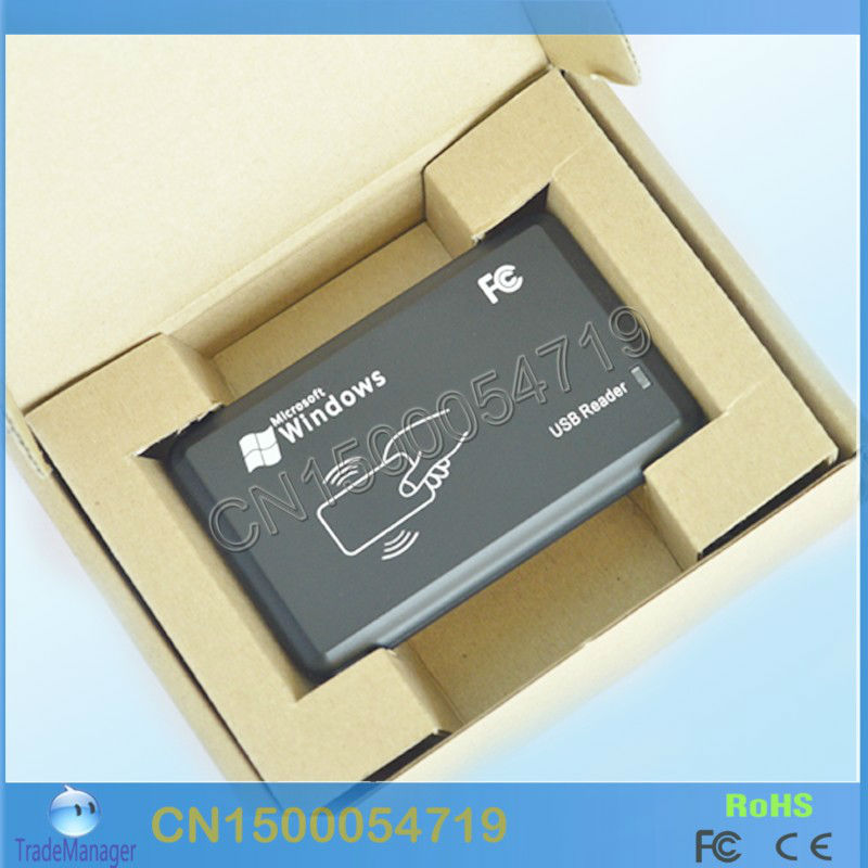 125KHZ RFID ID EM Card Reader & Writer&Copier / Duplicater( T5557/ T5567/T5577/EM4305 5200 ) Access Control - Lily Lai's Store store