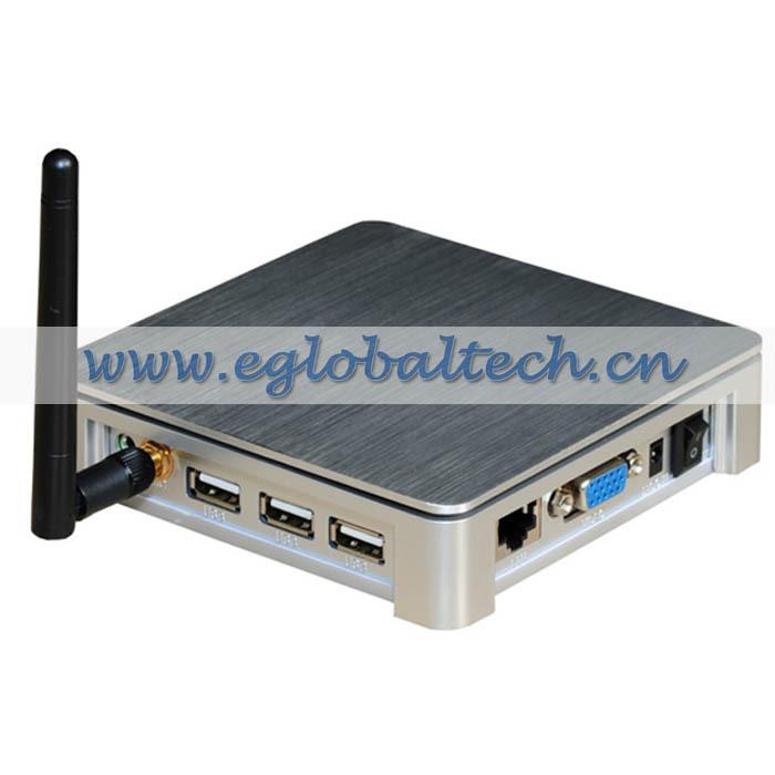 School PC Station Thin Client Terminals sharing Host Server, Wifi Warnet 128MB Memory/Flash, 3 USB Wireless Komputer Jaringan(China (Mainland))