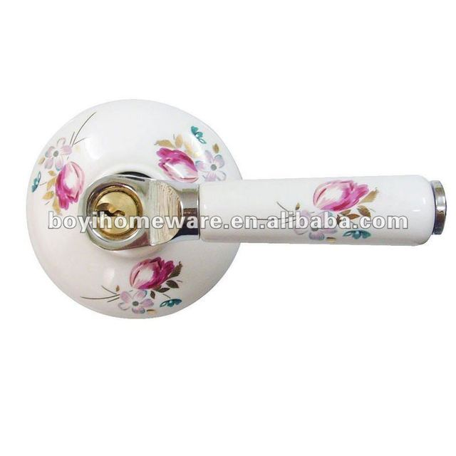 door lock with handle hotel door lock cute lock Wholesale and retail shipping discount 24 sets/ lot S-042