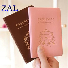 1pcs Free Shipping Hot New Fashion Passport Holder Documents Bag Travel Passports Cover Cards Case Sweet Trojan Card Bags(China (Mainland))