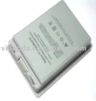 Free shipping A1078 silver Laptop battery pack replacement for APPLE M9422 series 4400mAh