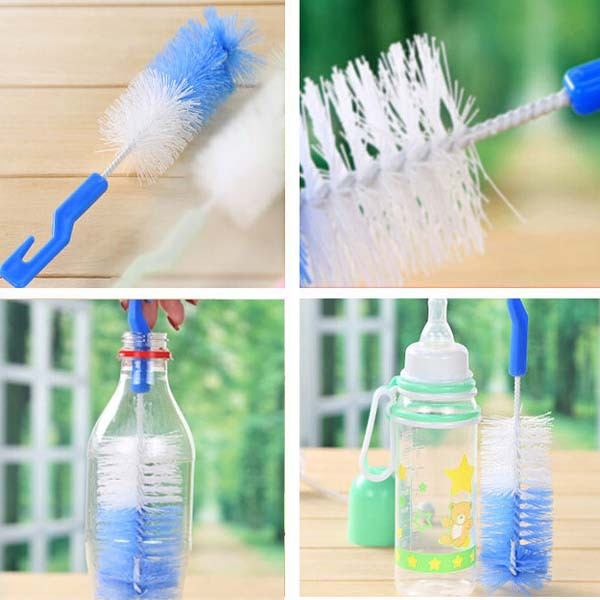 multifunction kitchen tool Simple durable cup cleaning brush glass utensilios de cozinha brush for bottles cleaner washing(China (Mainland))