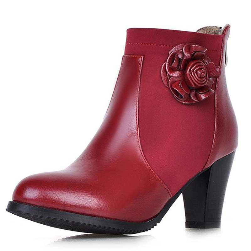new size 34 43 fashion ankle boots zip stiletto high heels. Black Bedroom Furniture Sets. Home Design Ideas