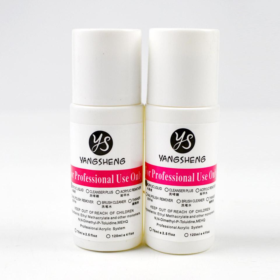 75ml Nail Acrylic Liquid Monomer for Acrylic Powder Manicure Tools Liquidity Acrylic Nails Monomero SJF002(China (Mainland))
