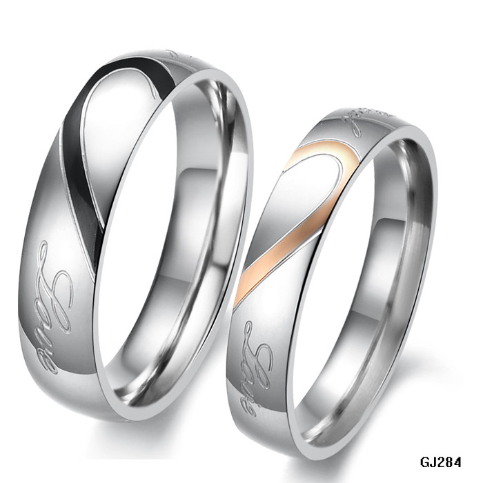 puzzle mens wedding rings