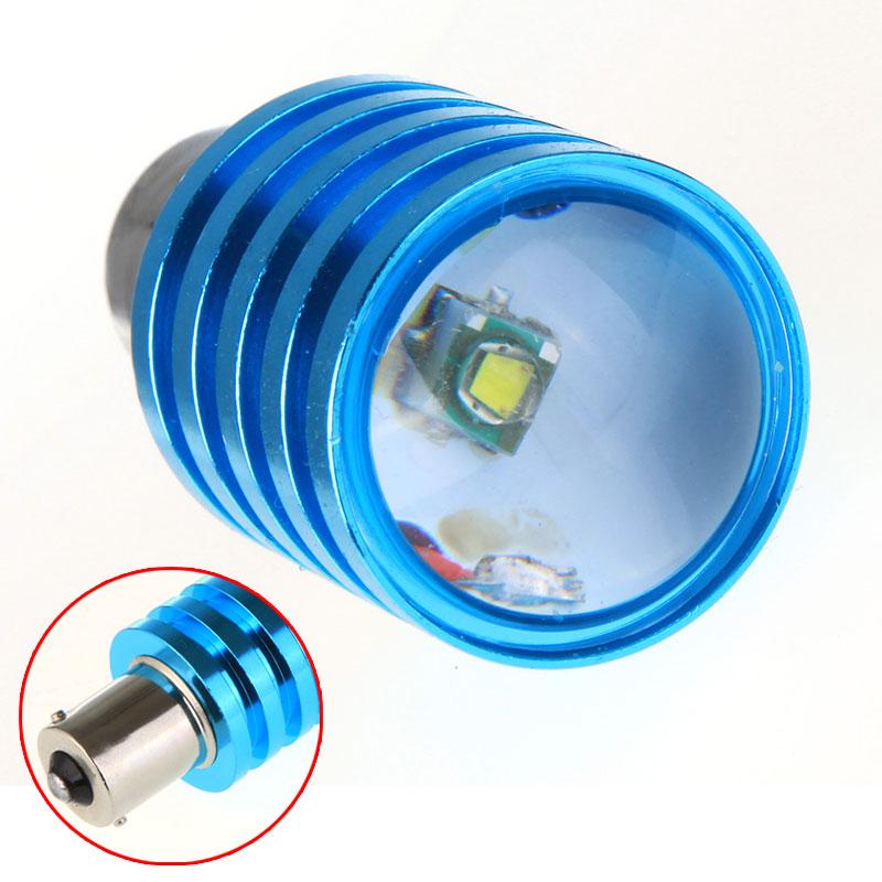 2Pcs/Lot DIY 1156 BA15S CREE LED Car Reverse Light Lamp Car Tail Light Bulb Q5 7W White Vehicle Auto Bulb Turn Signal Light Lamp(China (Mainland))