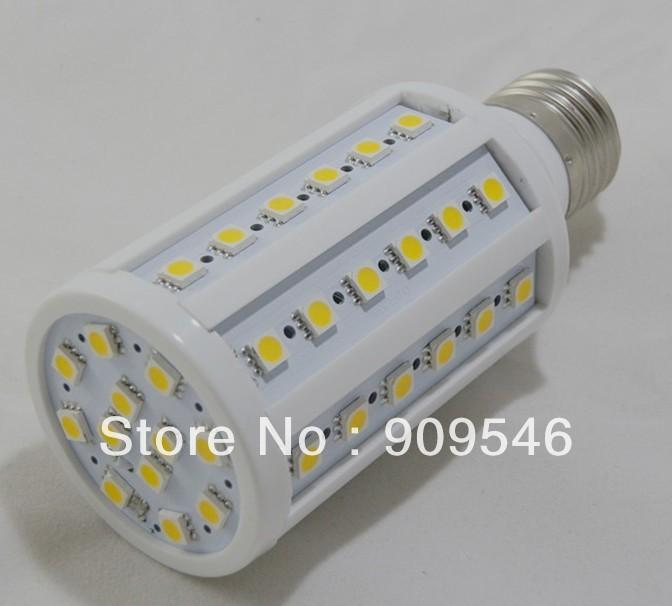 Constant Current Newest 85V-265V 14W E27 LED Lamp 60SMD 5050 LED Corn Light LED Bulb Lamp Lighting Cold White/Warm White<br><br>Aliexpress
