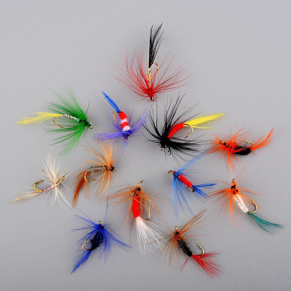 классификация рыболовных мушек